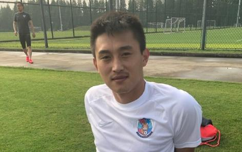 申花前鋒朱建榮或將租借加盟青島黃海 目前已經隨隊訓練