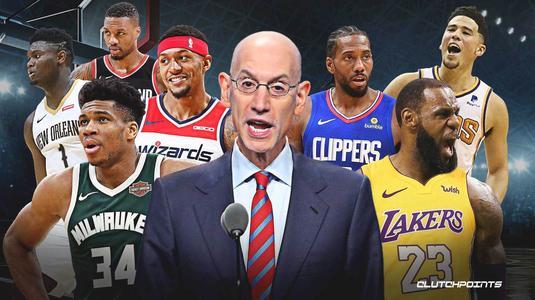 NBA董事會投票通過了NBA22隊複賽方案 僅有開拓者隊投反對票