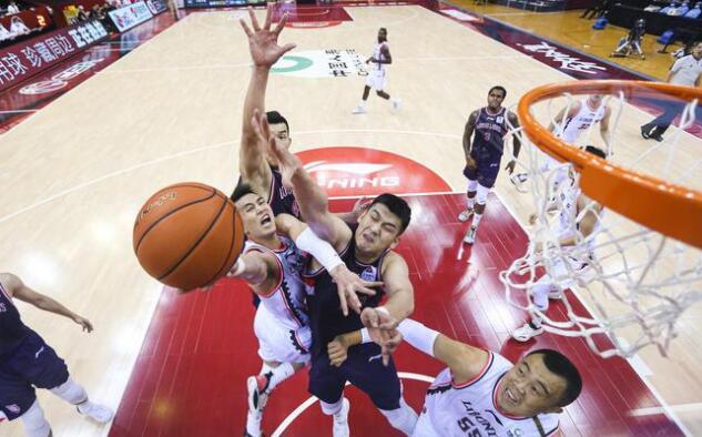 6月23日CBA聯賽廣州爆冷擊敗遼寧 遼寧即使啟用梅奧也最終失敗