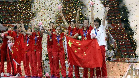 2020女排亞洲杯被亞排聯取消 中國女排今年失去了四連冠的機會